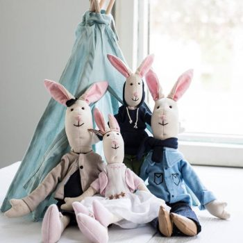 Tenda Bunny Family