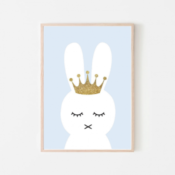 """Póster """"Sweet Bunny"""""""